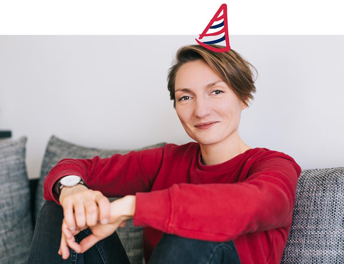 Ewelina Muc - szóste urodziny firmy
